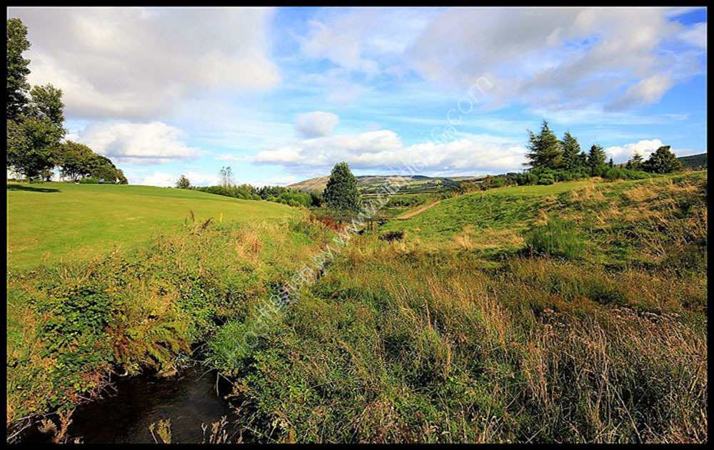 Gleneagles Golf Course