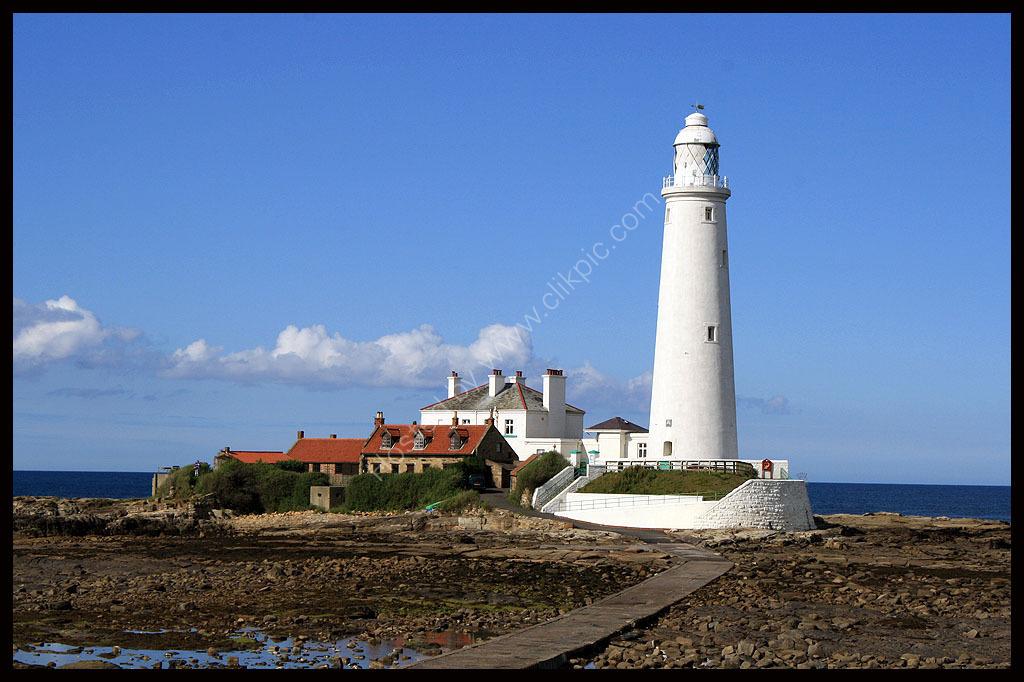 St Marys Lighthouse Whitley Bay