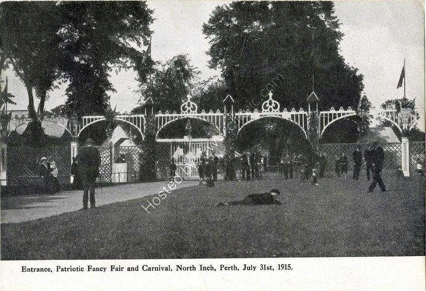 North Inch Patriotic Fair 1915