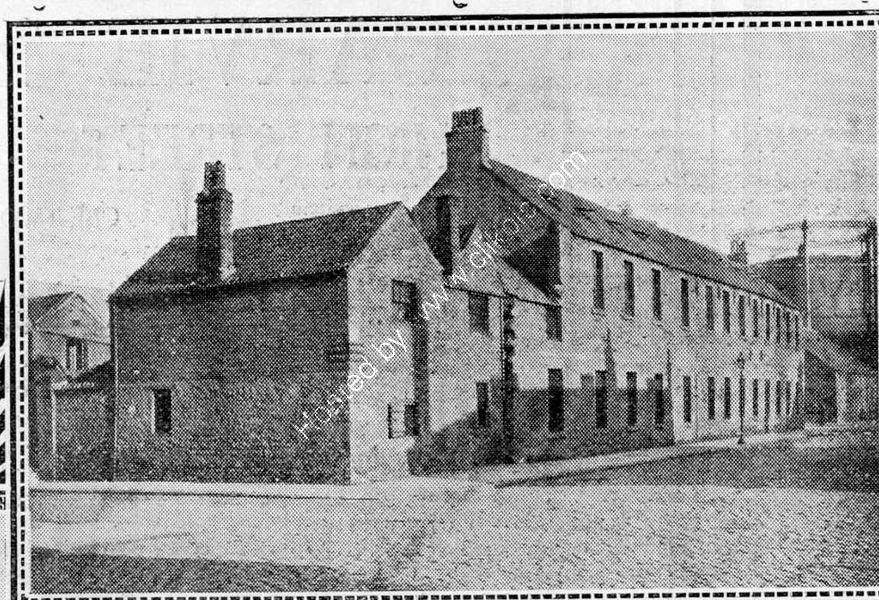 Perth Barracks Victoria Street