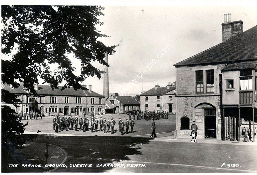 Perth Barracks 326