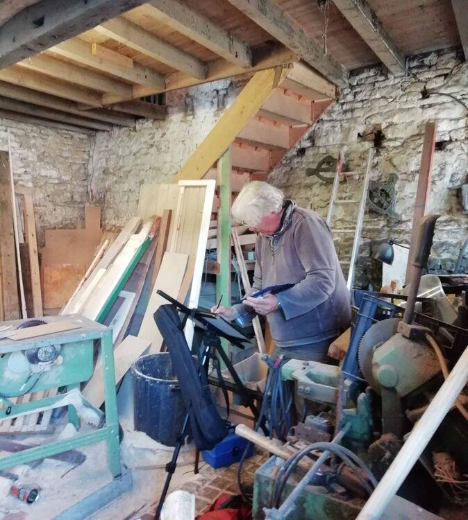 DONCASTER ART CLUB at Poplars Farm 2019