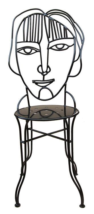 Hilary Cartmel Mary's chair