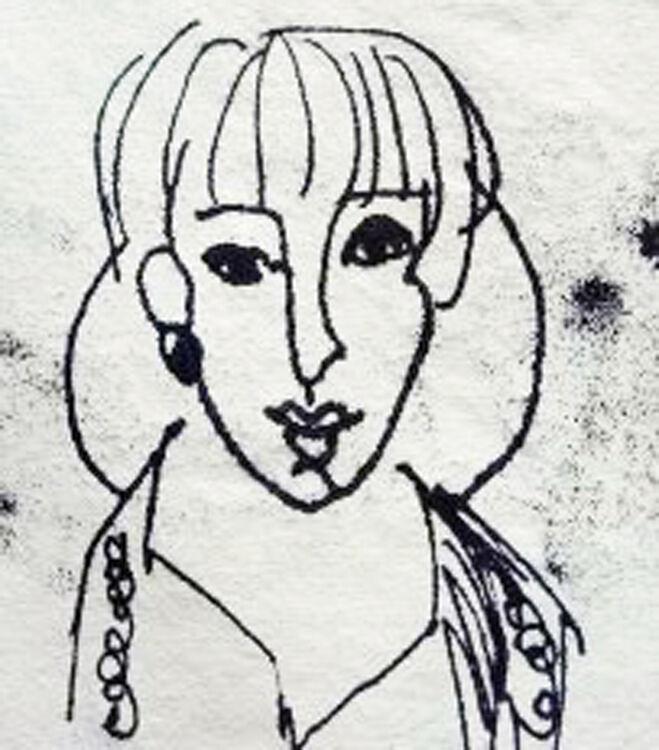 Hilary Cartmel Portrait