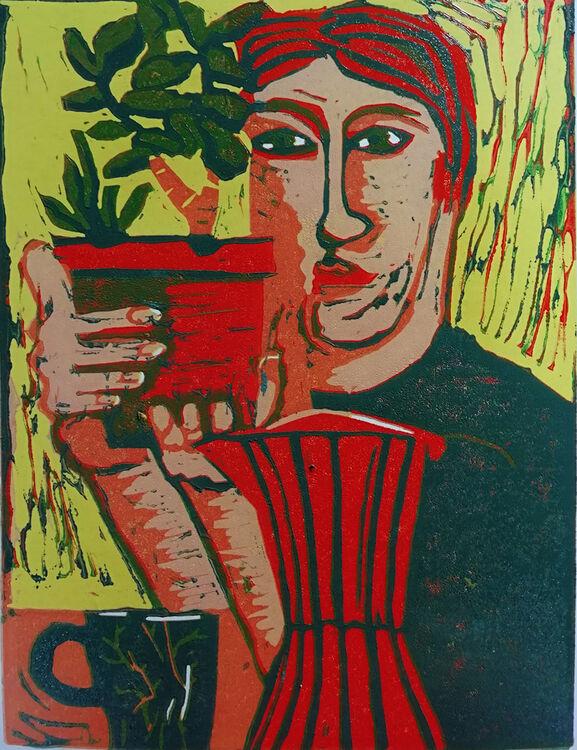 Hilary Cartmel coffee pot 1