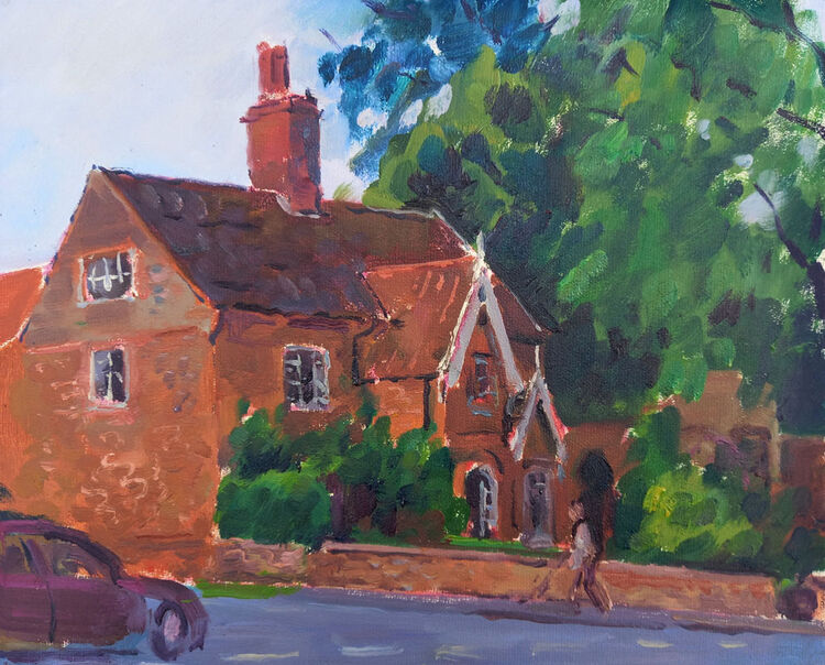 Neil McGregor Norfolk Cottage