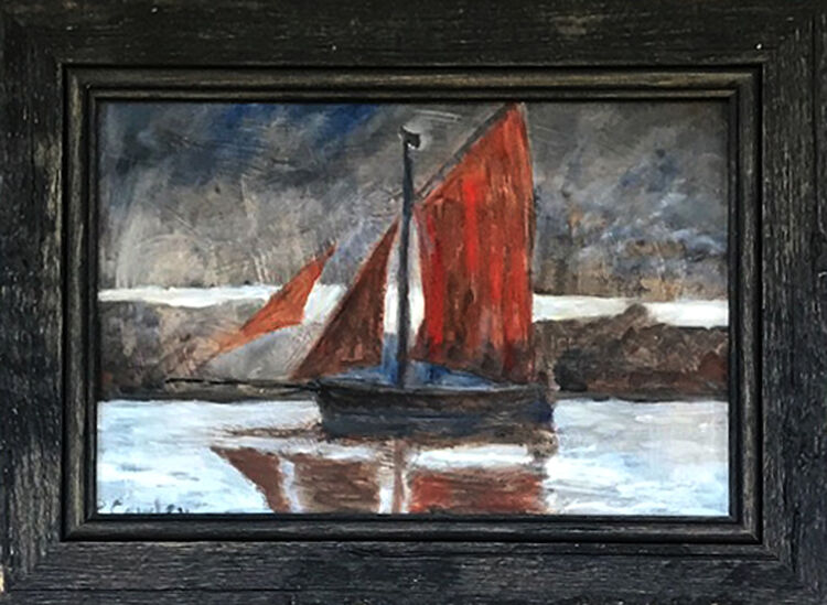 Penny Cawley Red Sails