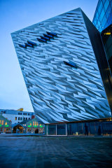 Titanic Museum Belfast NI