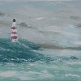 123-Lighthouse, Stormy Weather.JPG