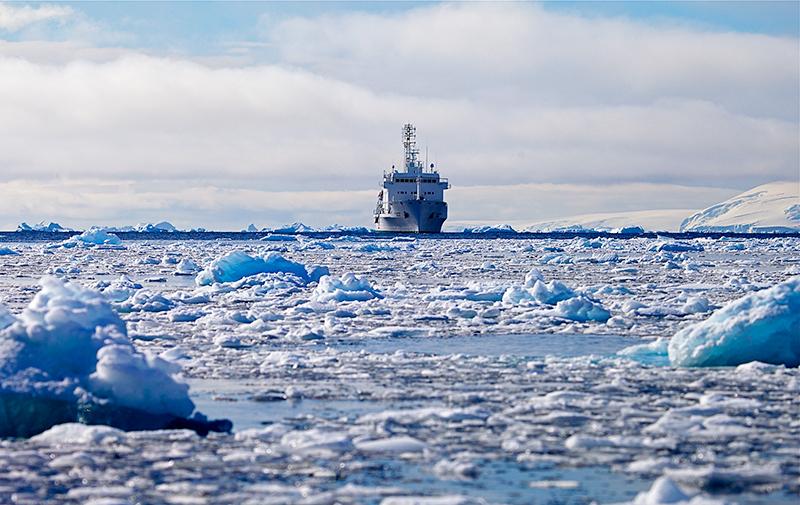 A Shackleton Moment