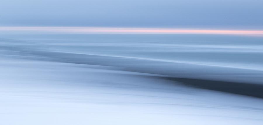 BLUE BEACH SUNRISE