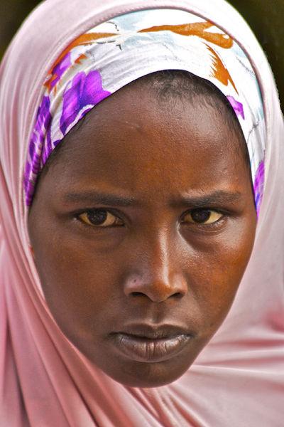 Harari Woman
