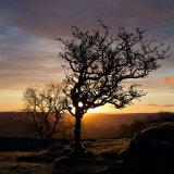 Sundown On The Crags