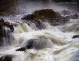 River Orchy In Full Spate