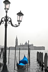 The Blue Gondola