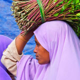 The Khat Seller