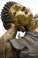 Buddha Eden - sepia