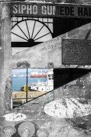 Docklands Art BW