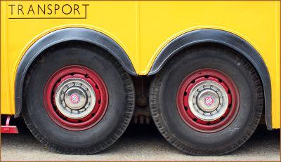 Trolleybus Wheels
