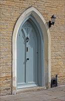 """""""Pointed Doorway"""""""