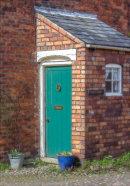"""""""The Green Door"""""""