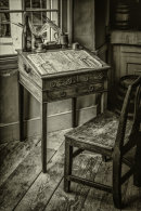 """The Old Desk"""