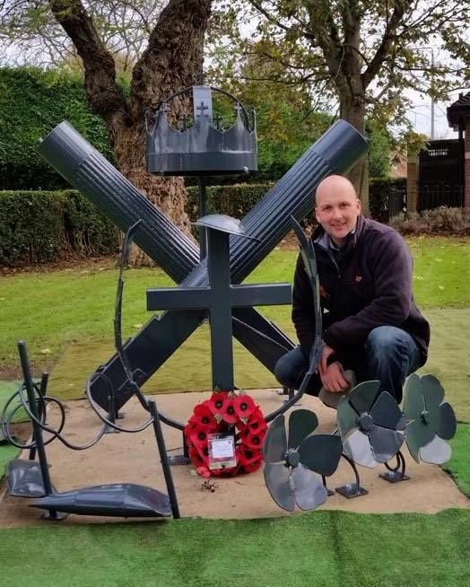 World War 1 Commemorative Sculpture