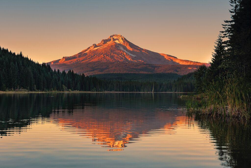 Mount Rainier, Oregon