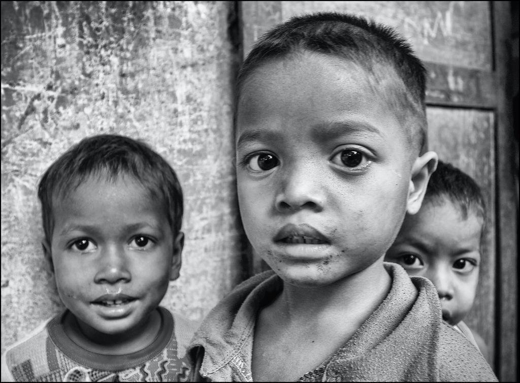 School Children, Cambodia