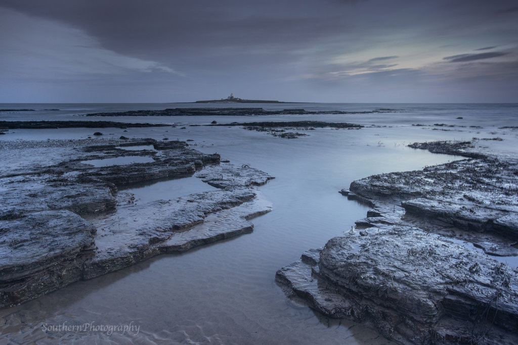 Coquet Island from Amble