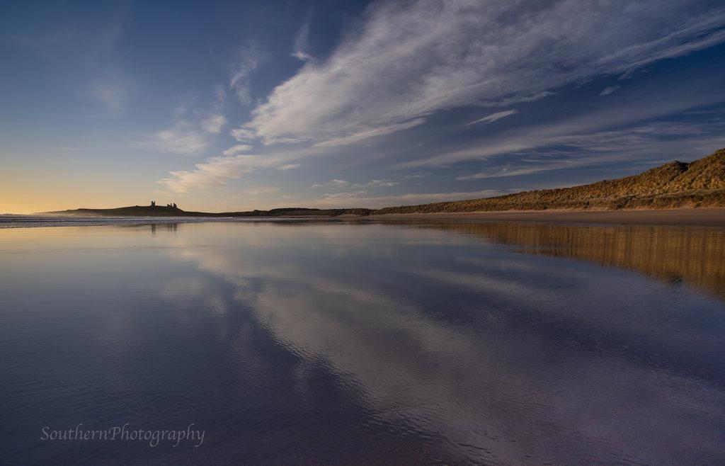 Reflections, Embleton Beach