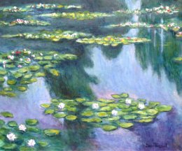 Chasing Monet - Les Nympheas 1905