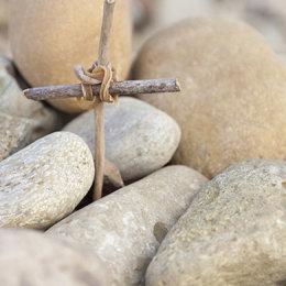 Cross, Holy Island