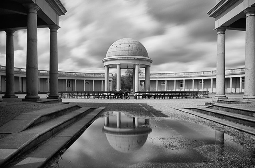 Eaton Park Band Stand, Norwich