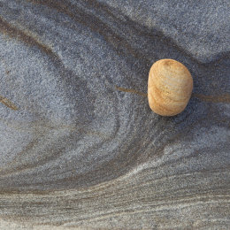 Spittal Beach Pebble