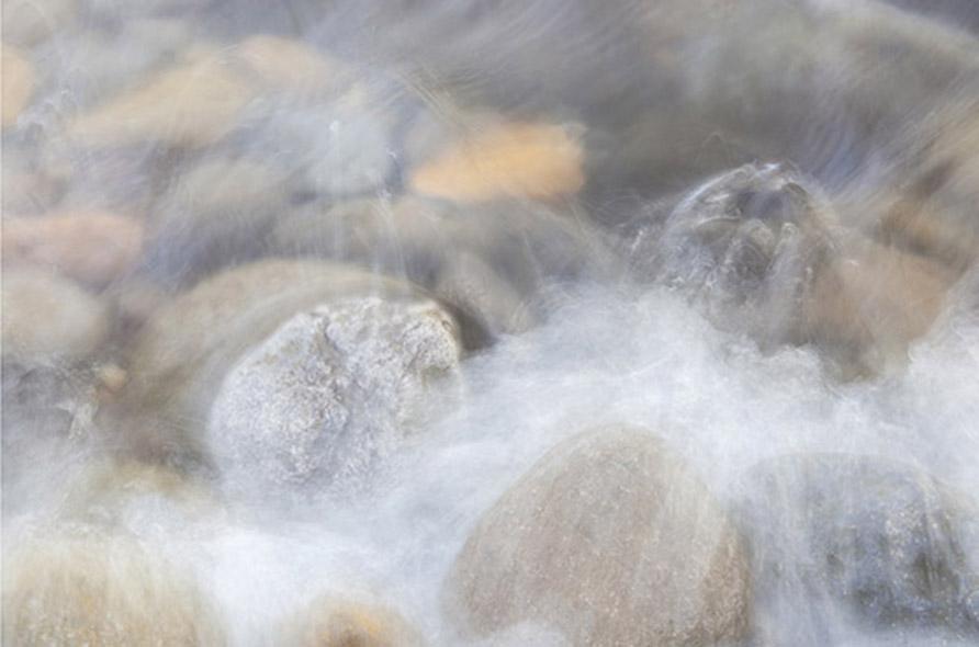 Incoming Tide, Holy Island