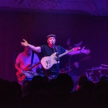TheSensationalFrancisDunneryBand BushHall Jan2017-037