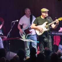 TheSensationalFrancisDunneryBand BushHall Jan2017-038