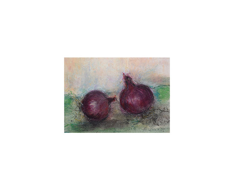 Red Onions I