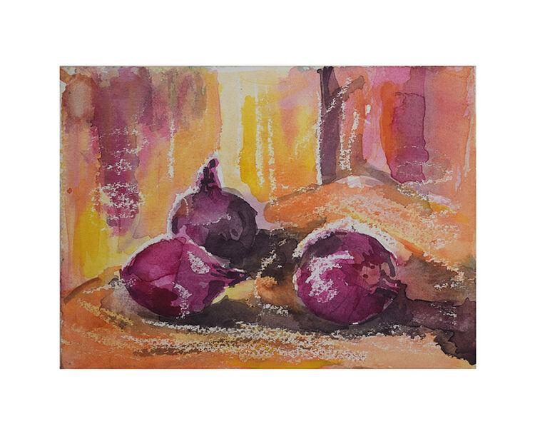 Red Onions II