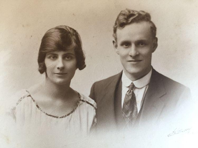 Donald and Dora Lambert