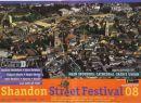 Poster 2008 Shandon Street Festival