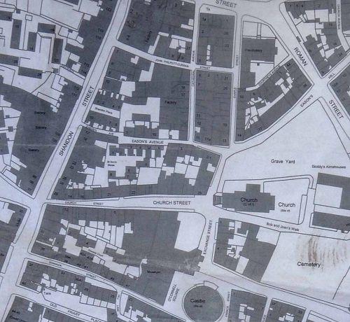 Area Festival Map