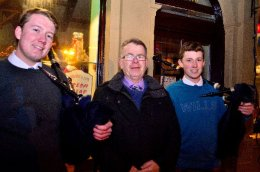 The Pipers & the Councillor