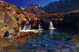 The Fairy Pools
