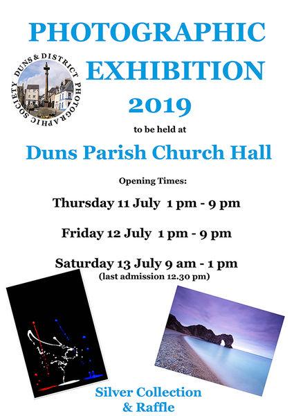 Exhibition Poster 2019 - website