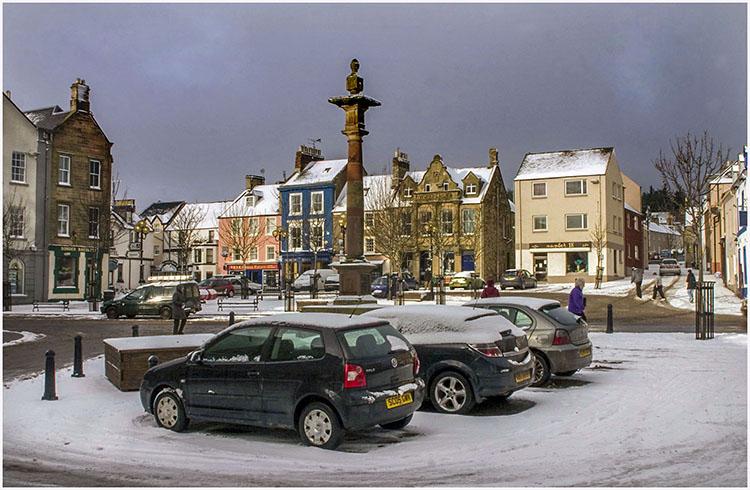 Duns Market Square