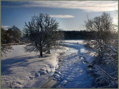 River of snow copy