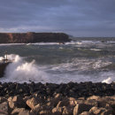 Heavy Sea at Eyemouth