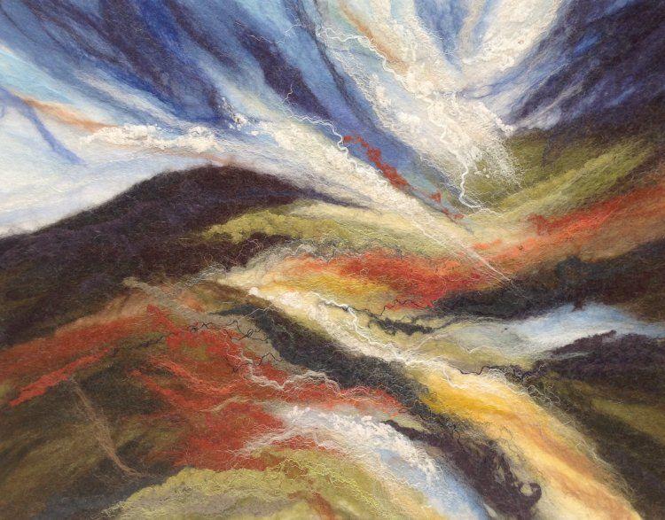 Windswept Peak II